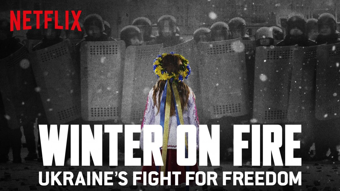 Netflix October Release – Winter On Fire