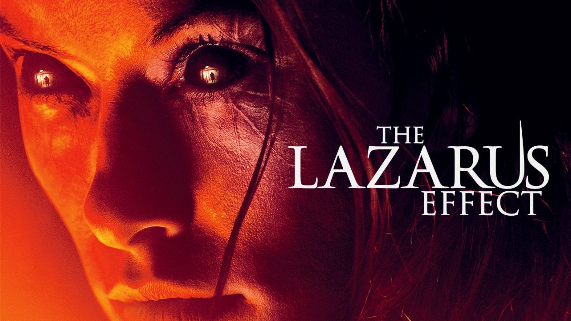 Netflix October Release – THE LAZARUS EFFECT